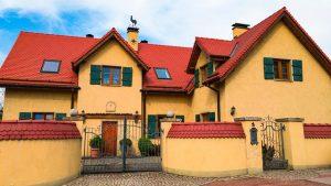 bogaty dom
