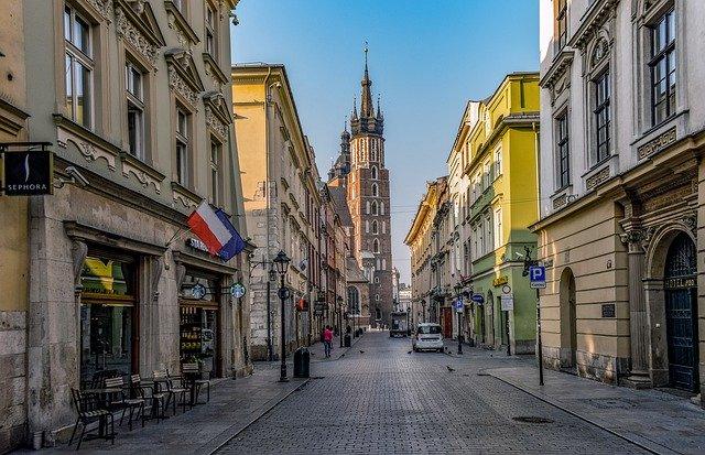Floriańska w Krakowie