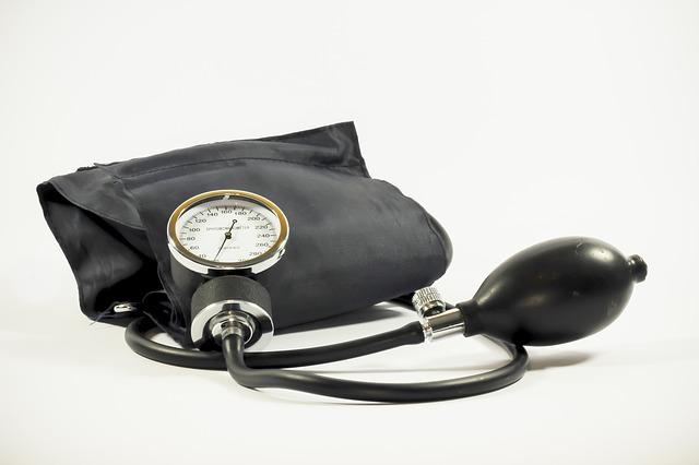 Profesjonalny medyczny ciśnieniomierz