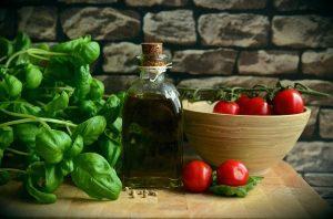 oliwa i pomidory
