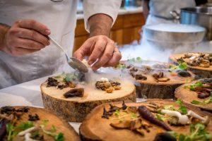 Suszone grzyby w kuchni